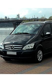 Минивэн такси Севастополь - Оленевка